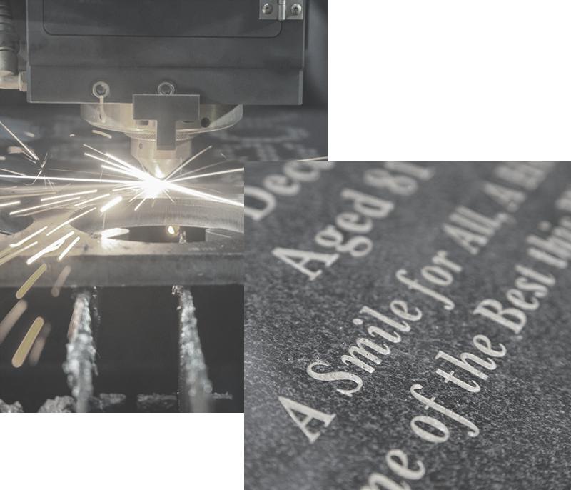 laser engraving bulk