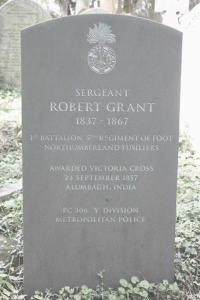 Sergeant headstone